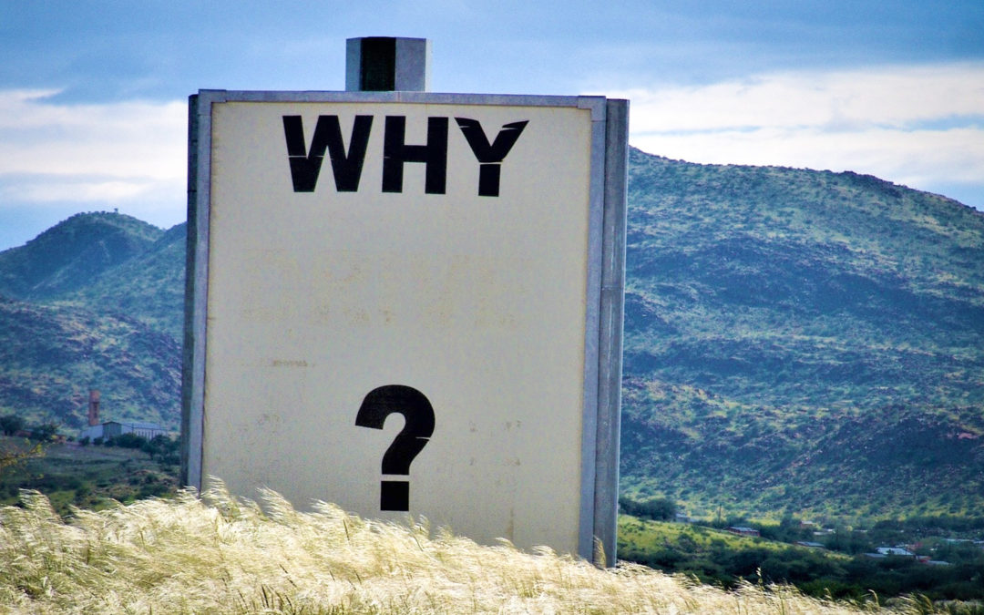 How strong is your why?