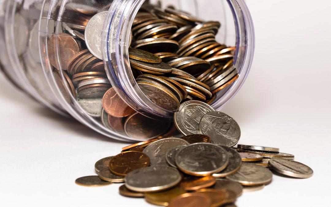 Cash rich.  Lifestyle poor.
