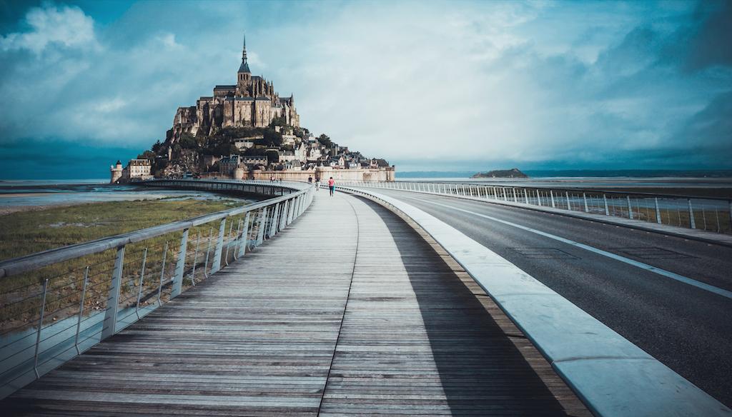 3 days in France